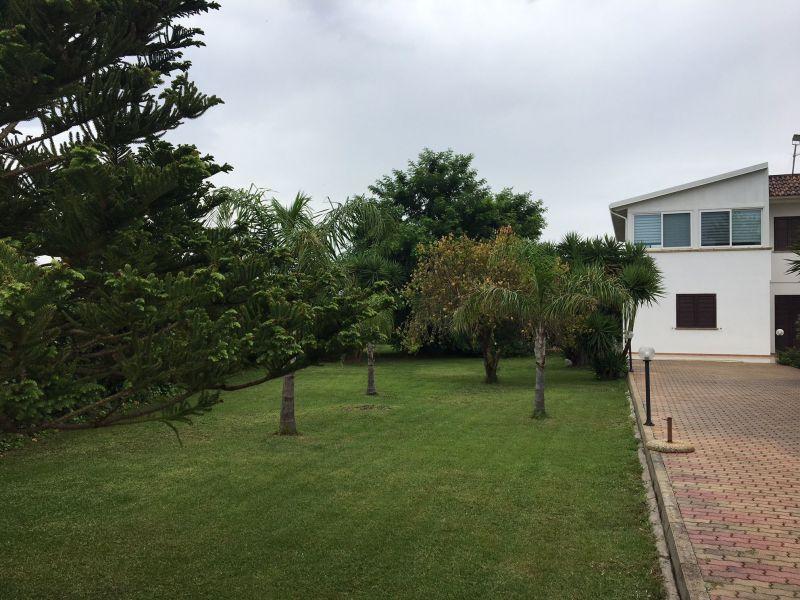 Vista esterna della casa vacanze Affitto Villa  118090 Porto Cesareo