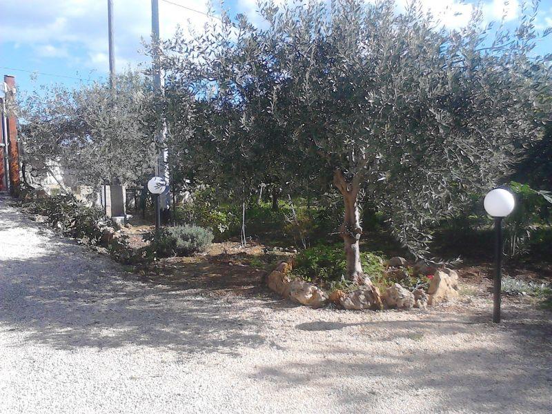 Vista esterna della casa vacanze Affitto Villa  118339 Noto