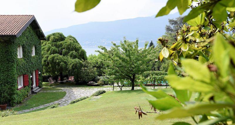 Giardino Affitto Villa  118456 Castelveccana