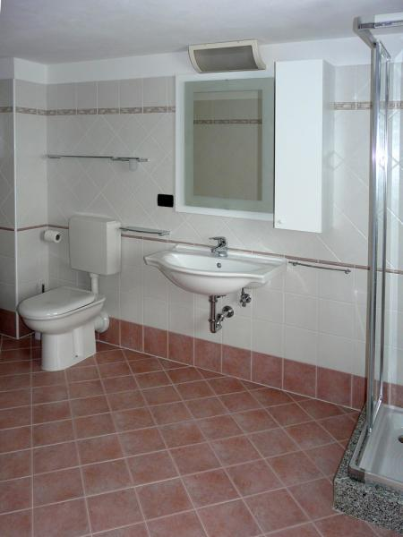 Bagno Affitto Casa 65291 Forni di Sopra
