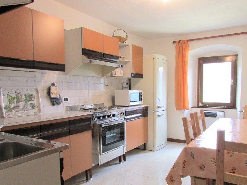 Cucina all'americana Affitto Appartamento 69277 Civetta