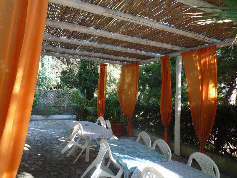 Barbecue Affitto Villa  70140 Sperlonga