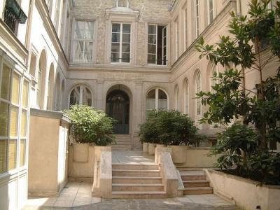 Cortile Affitto Appartamento 70386 PARIGI