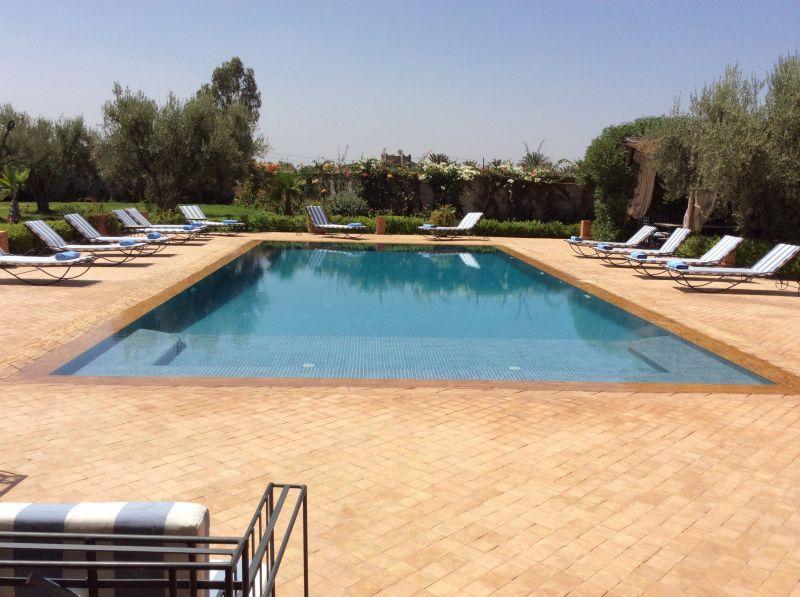 Piscina Affitto Villa  72989 Marrakech