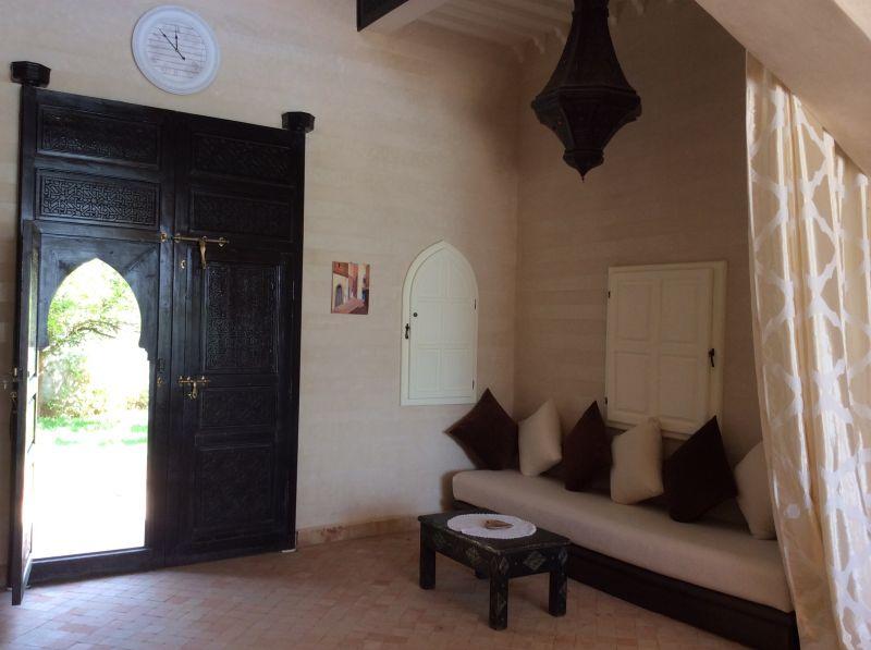 Entrata Affitto Villa  72989 Marrakech