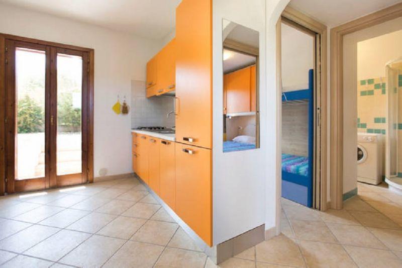 Cucina all'americana Affitto Appartamento 80778 Badesi