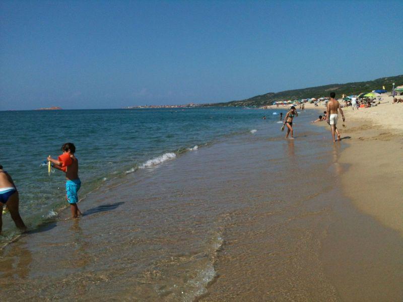 Spiaggia Affitto Appartamento 80778 Badesi