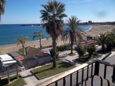 Vista dal balcone Affitto Monolocale 80899 Giardini Naxos