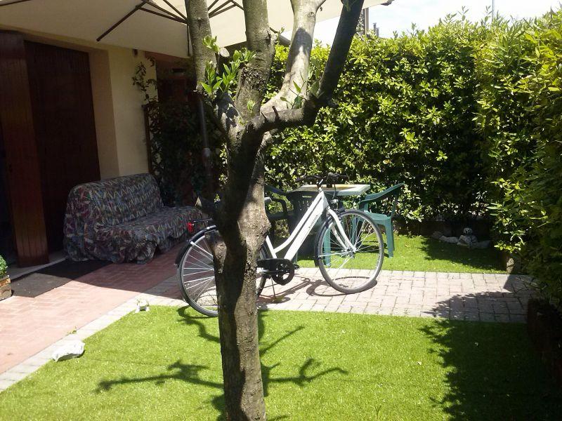 Giardino Affitto Appartamento 82442 Sirmione