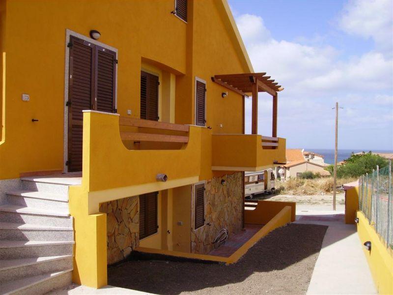 Vista dalla casa vacanze Affitto Appartamento 83489 Castelsardo