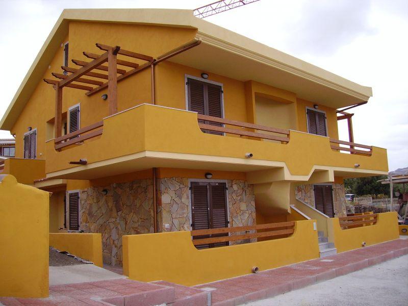 Vista esterna della casa vacanze Affitto Appartamento 83489 Castelsardo