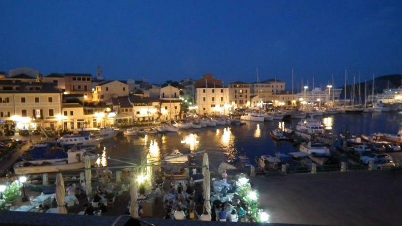 Vista dalla casa vacanze Affitto Monolocale 87021 La Maddalena