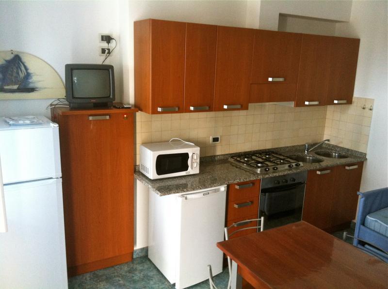 Angolo cottura Affitto Appartamento 89360 Cupra Marittima