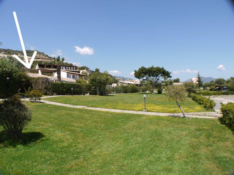 Vista dalla casa vacanze Affitto Villa  92417 Pula