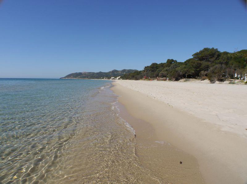 Spiaggia Affitto Villa  92417 Pula
