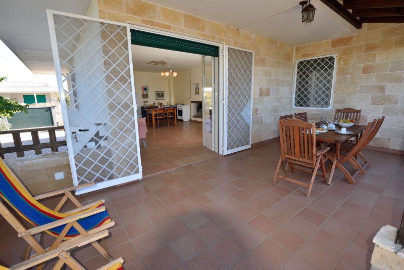 Terrazzo 1 Affitto Villa  93054 Gallipoli