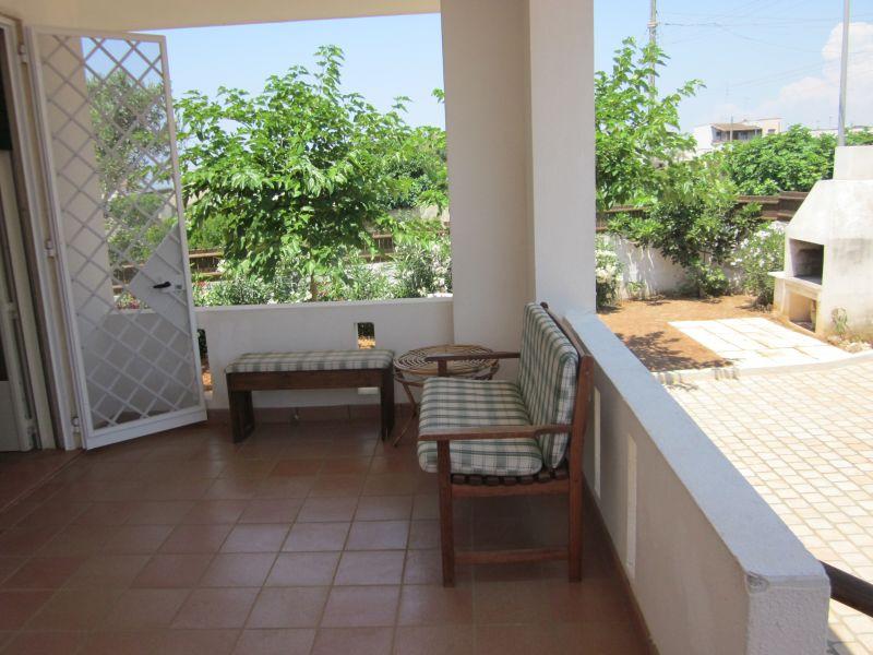 Terrazzo 2 Affitto Villa  93054 Gallipoli