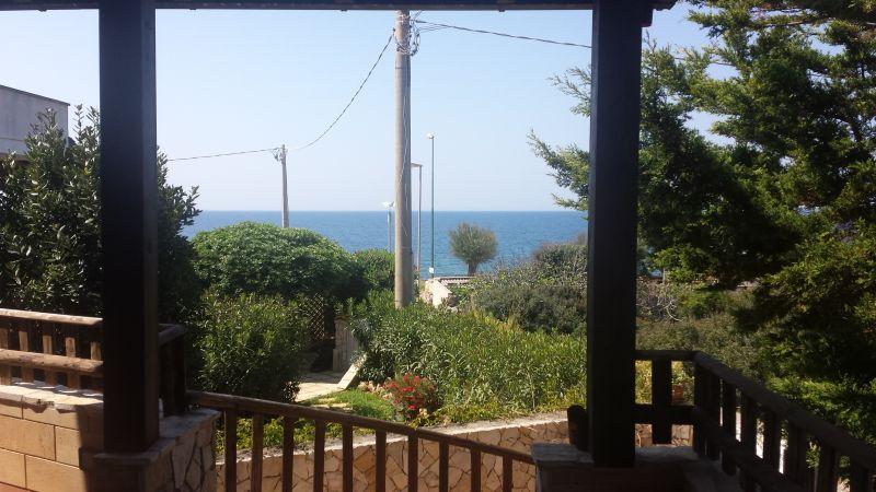 Vista esterna della casa vacanze Affitto Villa  93054 Gallipoli