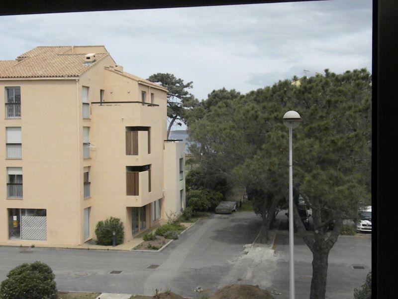 Vista dal balcone Affitto Monolocale 93989 Calvi