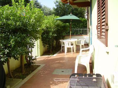 Entrata Affitto Appartamento 95463 Castiglioncello