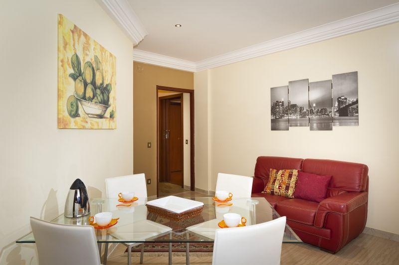 Soggiorno 1 Affitto Appartamento 95562 Castellammare del Golfo