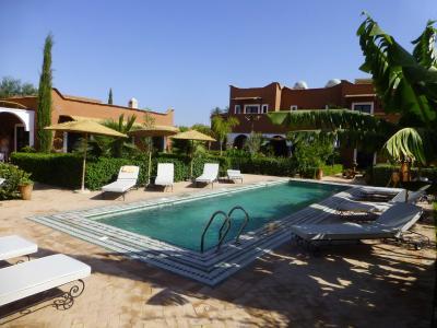 Vista esterna della casa vacanze Affitto Villa  95735 Taroudant