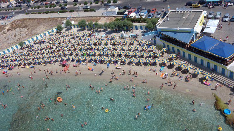 Spiaggia Affitto Appartamento 97119 Gallipoli