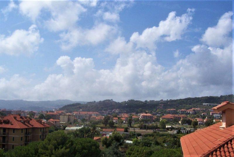 Vista dalla casa vacanze Affitto Appartamento 99692 Diano Marina