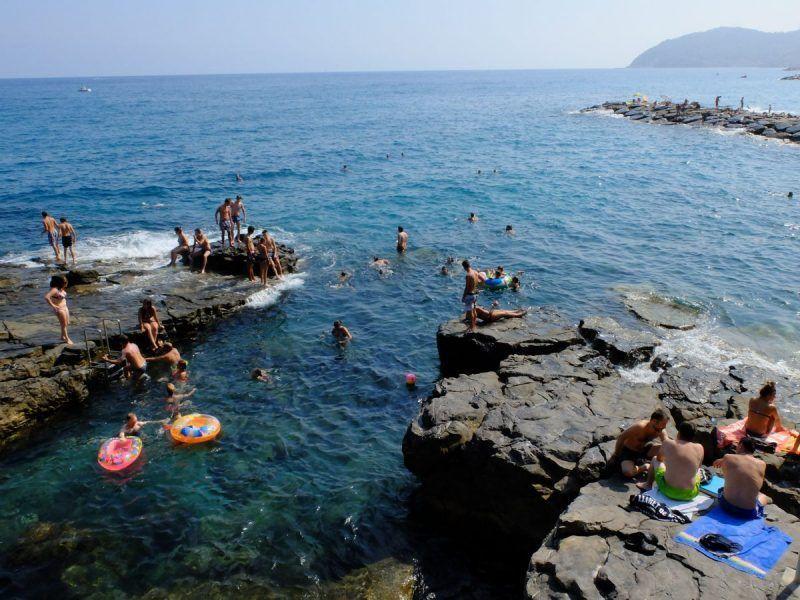 Spiaggia Affitto Appartamento 99692 Diano Marina