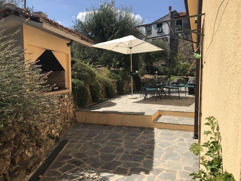 Vista dal terrazzo Affitto Villa  100570 Imperia