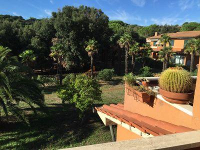 Vista dal balcone Affitto Monolocale 102518 Porto Azzurro