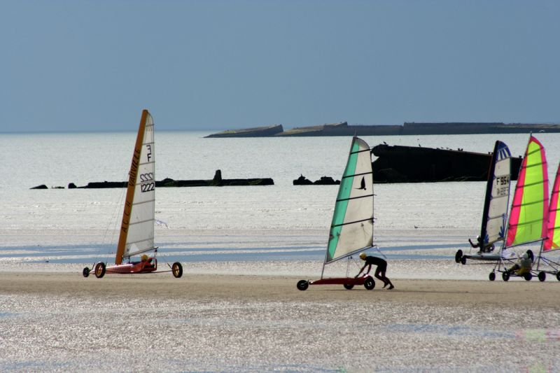 Spiaggia Affitto Agriturismo 103351 Grandcamp-Maisy