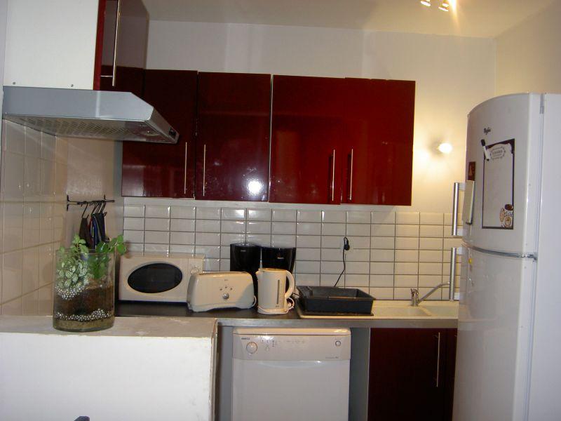 Cucina separata Affitto Agriturismo 103351 Grandcamp-Maisy