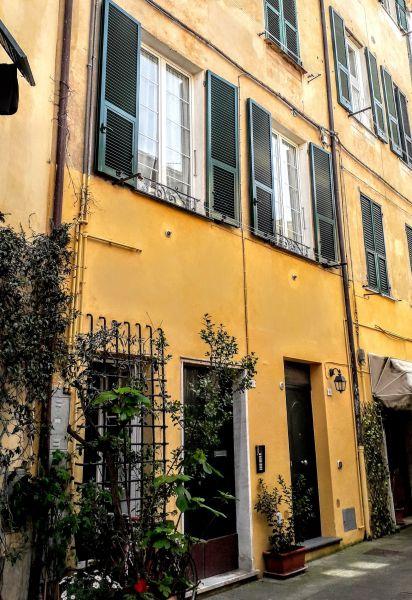 Vista esterna della casa vacanze Affitto Appartamento 106343 Levanto
