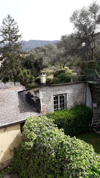 Vista dal balcone Affitto Appartamento 106343 Levanto