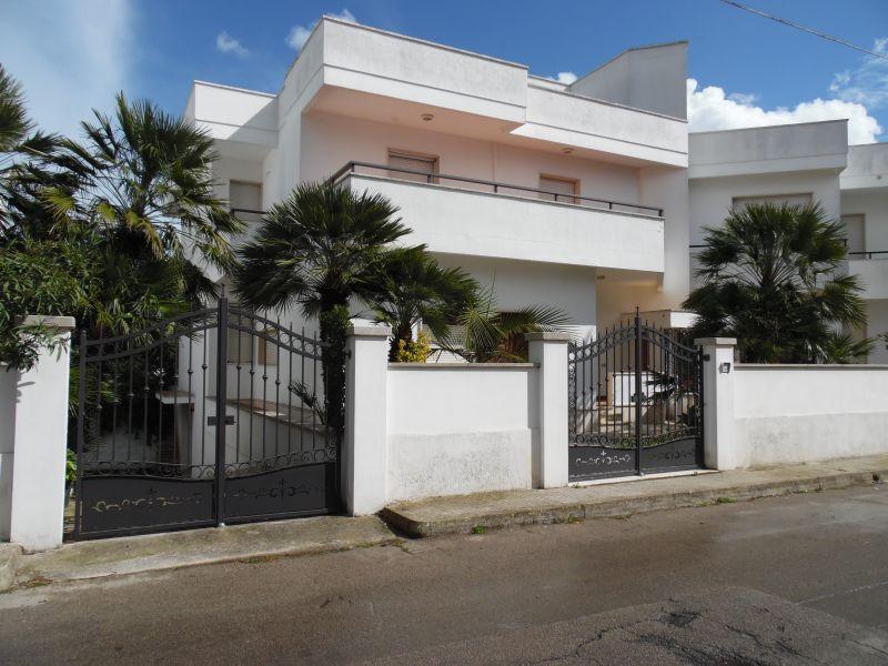 Vista esterna della casa vacanze Affitto Appartamento 108100 Gallipoli