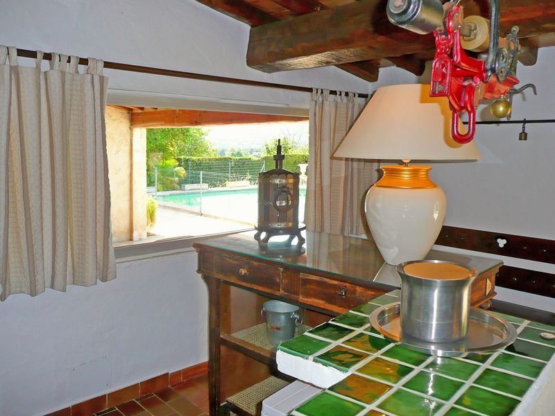 Sala da pranzo Affitto Villa  109162 Saint Tropez