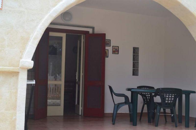 Veranda Affitto Appartamento 109377 San Pietro in Bevagna