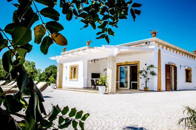 Vista esterna della casa vacanze Affitto Villa  109764 Santa Maria di Leuca