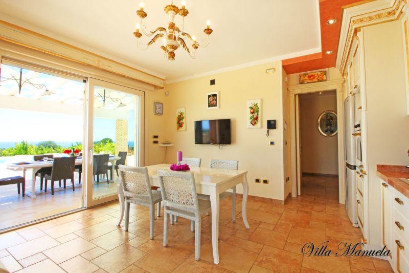 Sala da pranzo Affitto Villa  109764 Santa Maria di Leuca