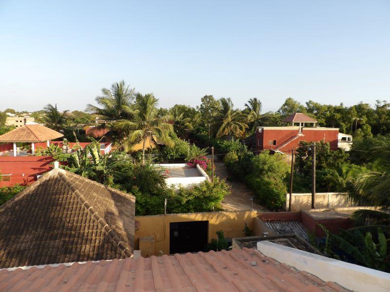 Vista dal terrazzo Affitto Appartamento 111793 Saly