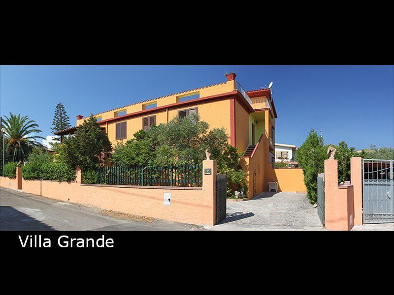 Vista dalla casa vacanze Affitto Appartamento 112176 San Teodoro