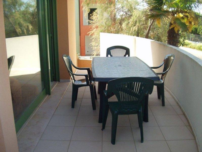 Vista esterna della casa vacanze Affitto Appartamento 112599 Gallipoli