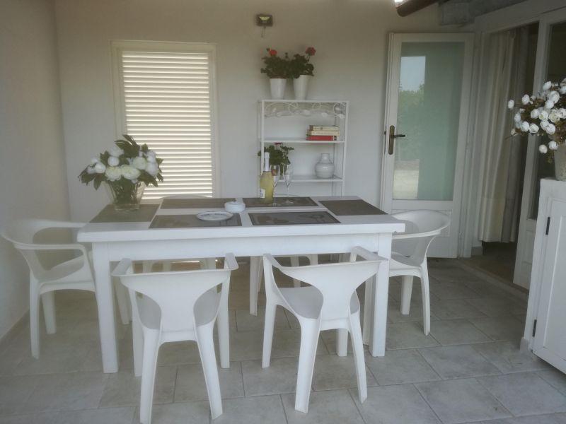 Veranda Affitto Villa  114399 Ostuni