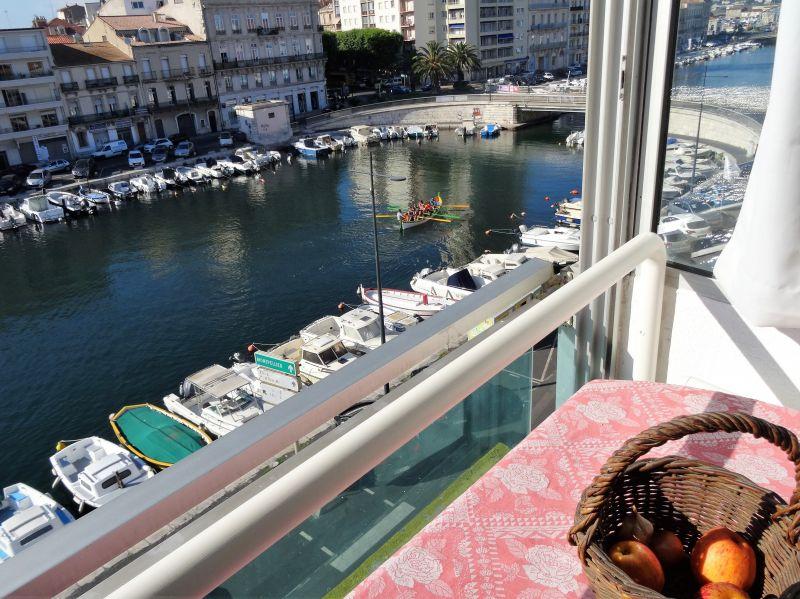 Vista esterna della casa vacanze Affitto Monolocale 115750 Sete
