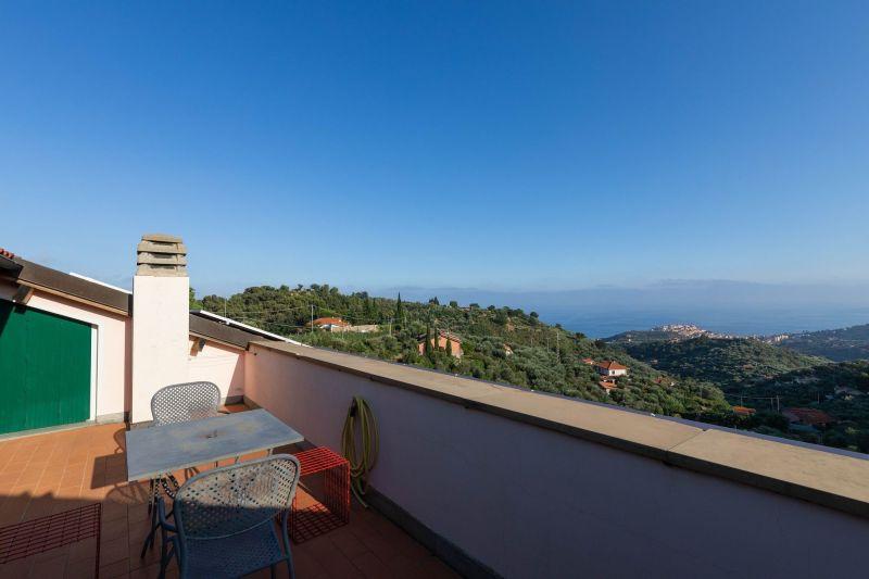 Vista dal balcone Affitto Appartamento 116424 Imperia