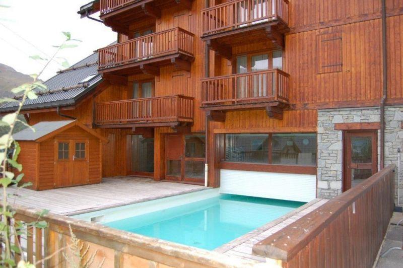 Piscina Affitto Appartamento 117722 Valloire