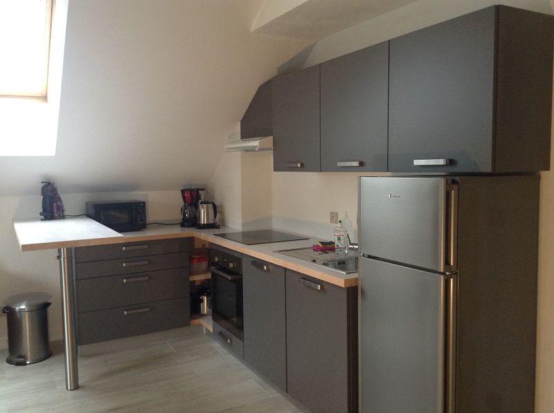 Cucina all'americana Affitto Appartamento 117722 Valloire