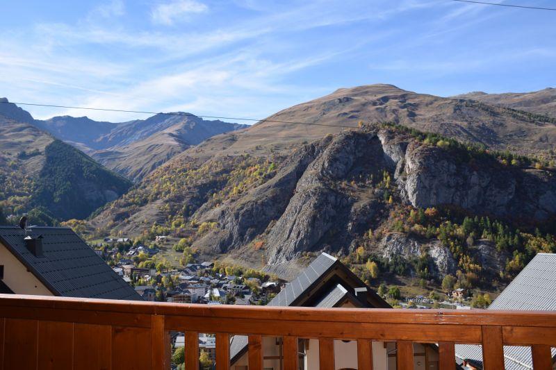 Vista dal balcone Affitto Appartamento 117722 Valloire