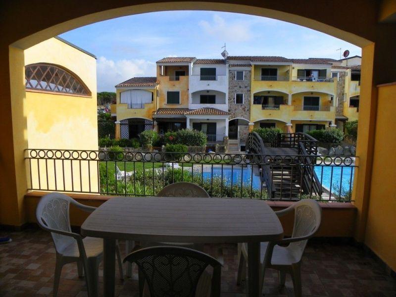 Vista dal balcone Affitto Appartamento 118953 Santa Teresa di Gallura